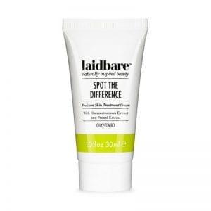 Laidbare Spot the Difference Treatment Cream - Rauhoittava Voide Epäpuhtauksille
