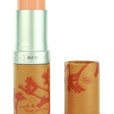 Couleur Caramel Compact Foundation meikkistick n°12 Light Beige