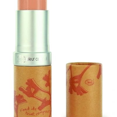 Couleur Caramel Compact Foundation meikkistick n°13 Orange Beige
