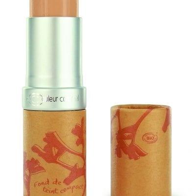 Couleur Caramel Compact Foundation meikkistick n°14 Golden Beige