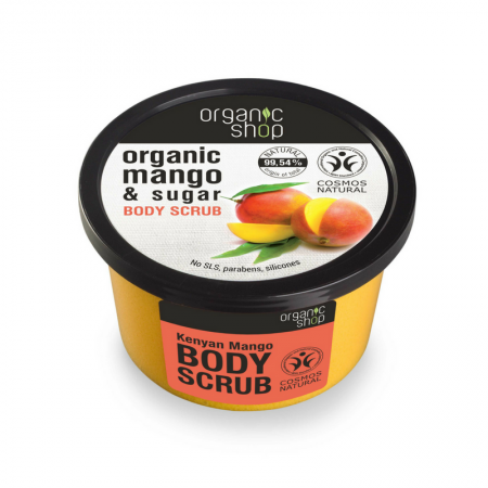 Organic Shop Kenyan Mango Vartalokuorinta