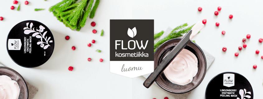 FLOW Kosmetiikka, luomu, kotimainen luonnonkosmetiikka
