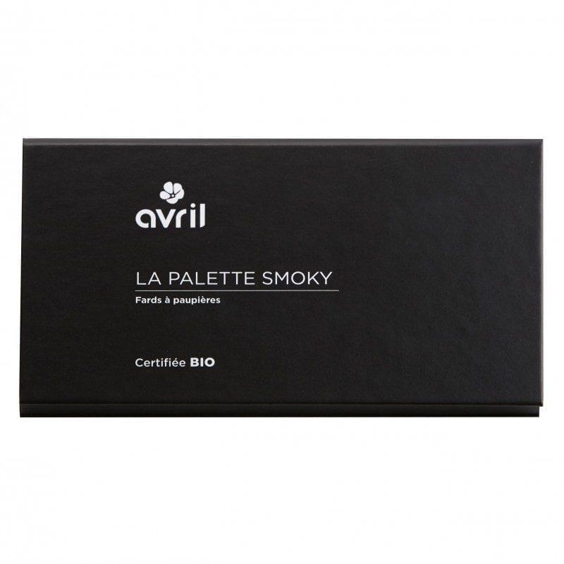 AVRIL Organic Smoky Luomiväripaletti