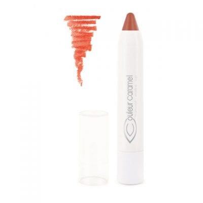 Couleur Caramel Twist & Lips Huulipunakynä n°402 Apricot Beige